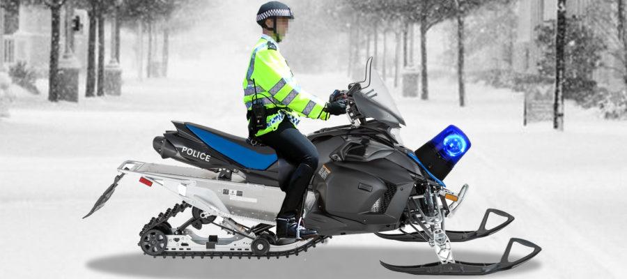 Police Snow Patrol